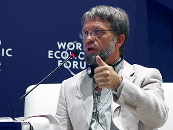 Antanas Mockus - World Economic Forum on Latin America 2010