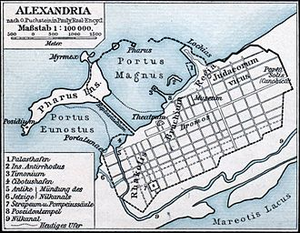 Library of Alexandria - Barnes