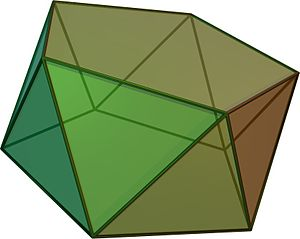 Dihedral symmetry in three dimensions - Image: Antiprism 5