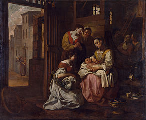 Birth of Saint Francis