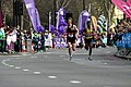 Anuradha Cooray during 2013 London Marathon (1).JPG