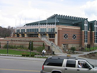 Appalachian State University - Holmes Convocation Center