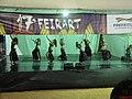 Apresentação da Dança do Ventre na 17º Feira Regional de Artesanato e Artes Plásticas (Feirart). Durante a Feirart, os visitantes assistem a diversas apresentações artísticas, como dança, músi - panoramio.jpg
