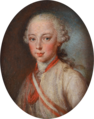 Archduke Franz Joseph Karl, later Emperor Francis II, miniature.png