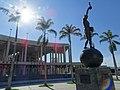 Architectural Detail - Maracana Stadium - Rio de Janeiro - Brazil - 02 (17554805932).jpg