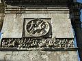 Arco di costantino, tondi di costantino 01.JPG