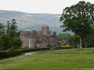 Ardkinglas - Ardkinglas House, near Cairndow on Loch Fyne