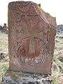 Arinj khachkar, old graveyard (244).jpg
