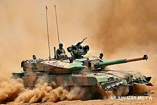 Arjun (tank) Main battle tank