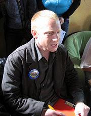 Arkadiusz Janiczek na Dniu Otwartym w TVP (9 września 2007)