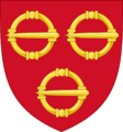 Armoiries des compagnons de Jeanne d'Arc - Jean de Graville.png