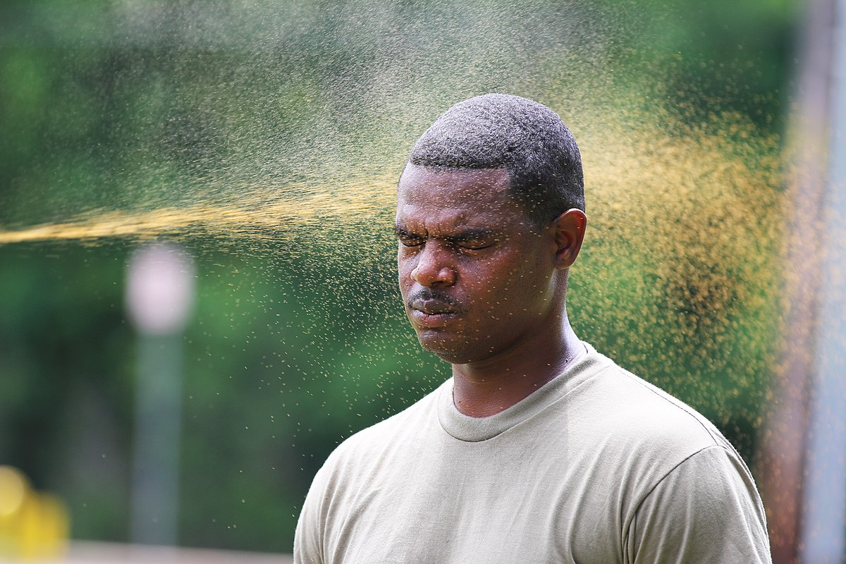 Pepper spray - Wikipedia