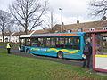 Arriva Medway Towns 4045 GN09 AWW rear.jpg