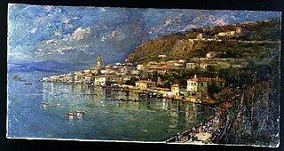 Neapolitan coast