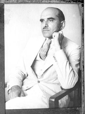 Asaf Ali Asghar Fyzee - Fyzee in June 1949