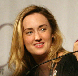 Ashley Johnson - Johnson at WonderCon 2014