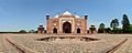 Assembly Hall with Fountain - Western View - Taj Mahal Complex - Agra 2014-05-14 3812-3816 Compress.JPG