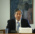 Assistant Secretary of Health Howard Koh at Meeting on Noncommunicable Diseases.jpg