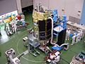 Astro-E2 in the Clean Room.jpeg