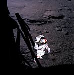 Astronaut Alan B. Shepard Jr. on the Moon.jpg