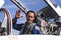 Astronaut James H. Newman (27411460254).jpg