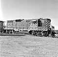 Atchison, Topeka, and Santa Fe, Diesel Electric Road Switcher Locomotive No. 2867 (15683014508).jpg