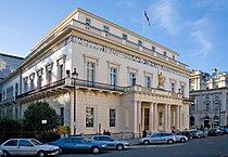 Athenaeum Club, London - Nov 2006.jpg