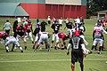 Atlanta Falcons training camp July 2016 IMG 7873.jpg