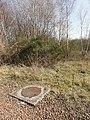 Auchel - Fosse n° 3 - 3 bis - 3 ter des mines de Marles, puits n° 3 ter (C).JPG