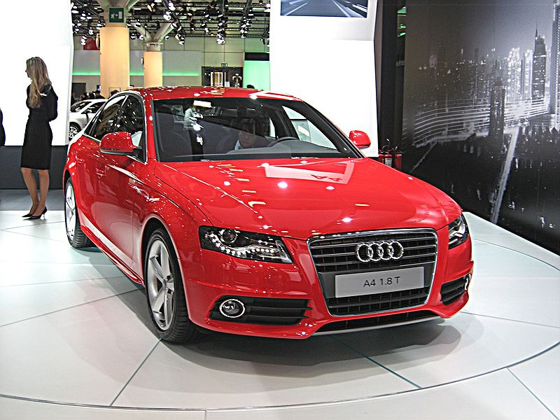 Audi (official topic) 800px-Audi_A4_Front-view-2