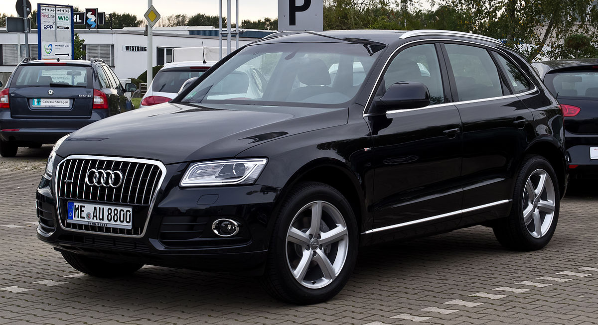 audi q5 wikipedia. Black Bedroom Furniture Sets. Home Design Ideas