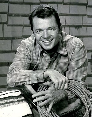 Whispering Smith (TV series) - Audie Murphy as Tom Smith.