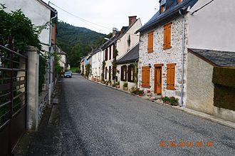 Augirein - A Street in Augirein