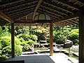 Augsburg Bot Garten Japang Im Pavillon.jpg