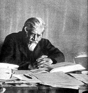 Auguste Allmer - Auguste Allmer in 1899