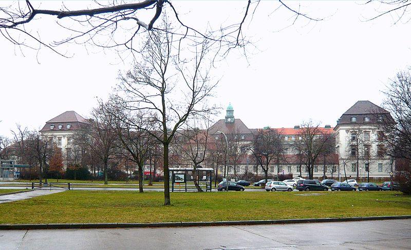 Augustenburger Platz  Berlin Hotel