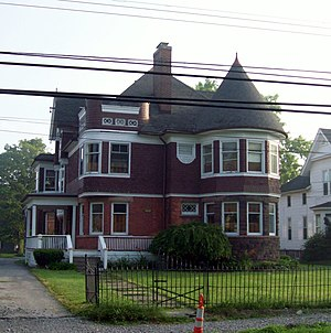 Augustus A. Smith House - Augustus A. Smith House, July 2011