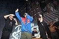 Australian hip-hop group, MSON (Making Something Outta Nothing) performing at the Darwin Street Art Festival 2021.jpg