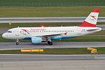 Austrian Airlines, OE-LDC, Airbus A319-112 (22644580878).jpg