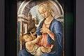 Avignon, Musée du Petit Palais, La Vierge et l'Enfant (Sandro Boticelli, Florence, 1467) (42713728851).jpg