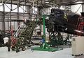 Avro Lancaster 'Thumper' Mk III undergoing maintenance workin the BBMF hangar at RAF Coningsby. MOD 45158868.jpg