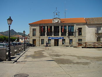 Ayuntamiento de Robledo de Chavela