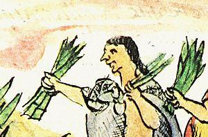 Chimalpilli I - Image: Aztecman