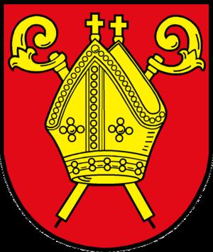 Bützow - Image: Bützow Wappen