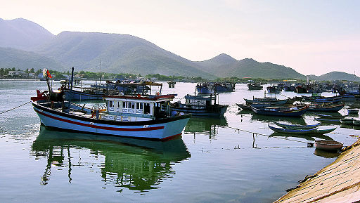 Bến tàu Khánh Hải