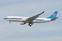 B-6548 - A332 - China Southern Airlines