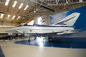 British Aerospace EAP - EAP at Royal Air Force Museum Cosford, 2016