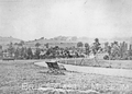 BC - Grounds of Harringay House from FP c 1880 for wiki.png