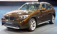BMW X1 thumbnail