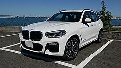 BMW X3 xDrive 20d M Sport, Alpine White Ⅲ.jpg
